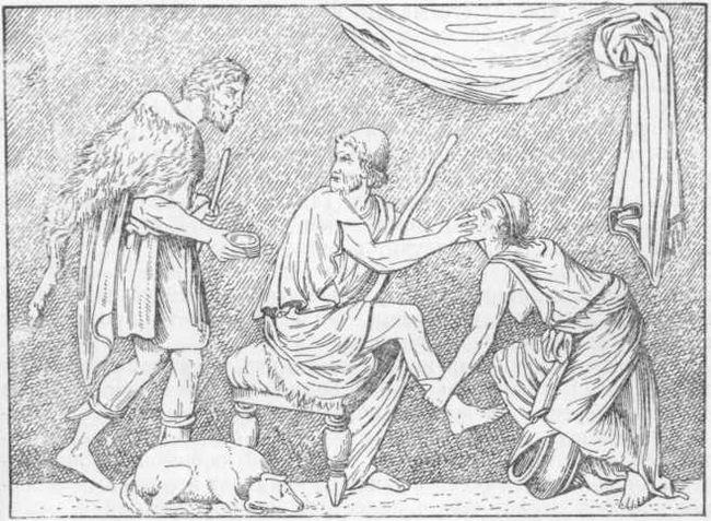 илотами в древней спарте называли