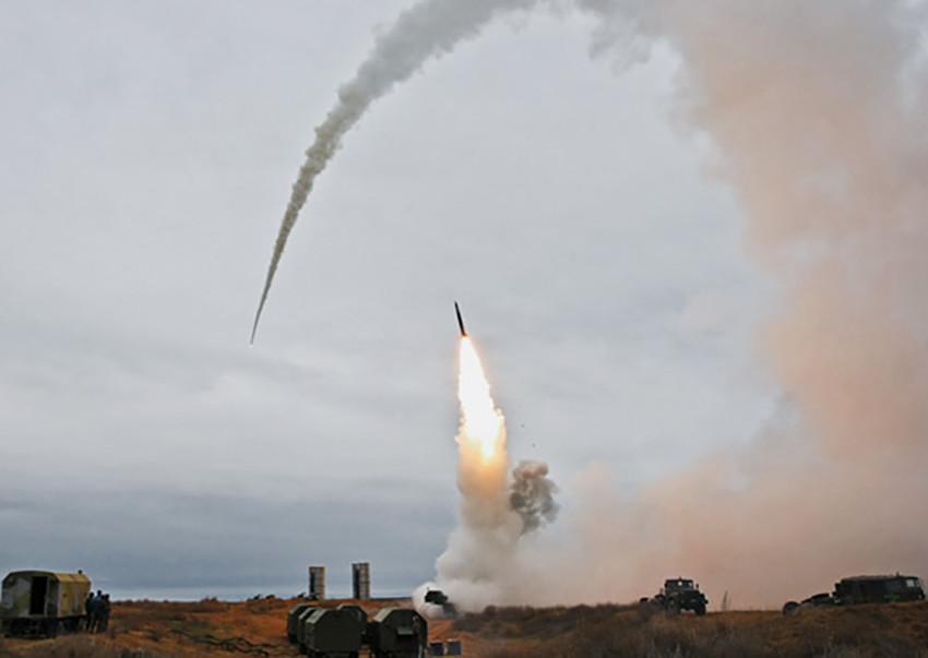 тор ракетный комплекс
