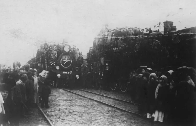 тамбовское восстание 1920
