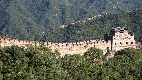зачем строили китайскую стену