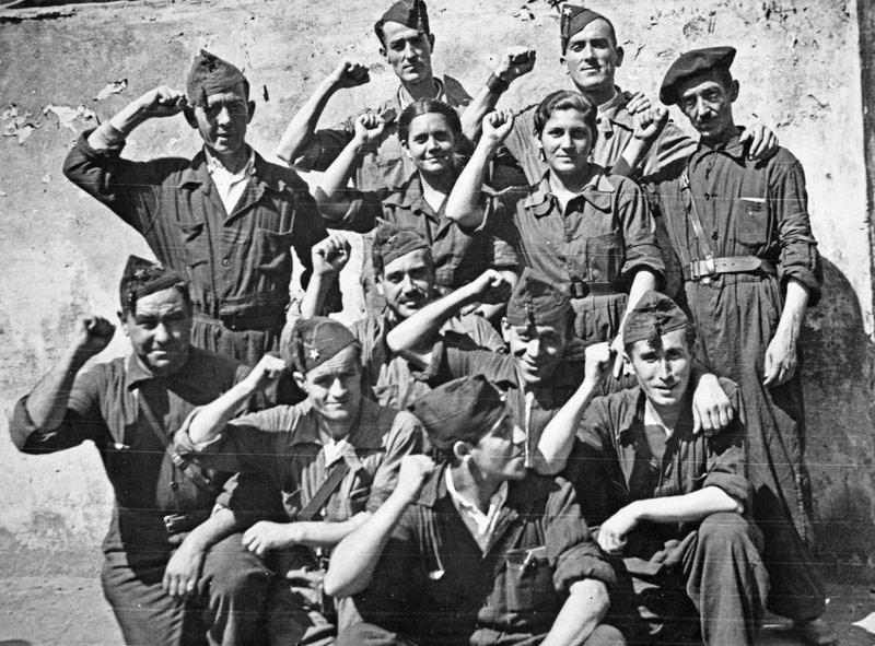 гражданская война в италии 1936 1939