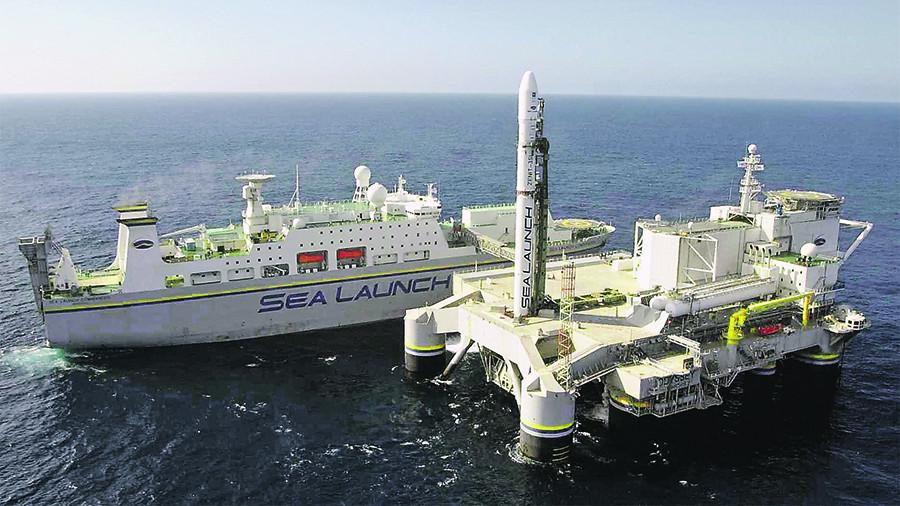 космодром морской старт