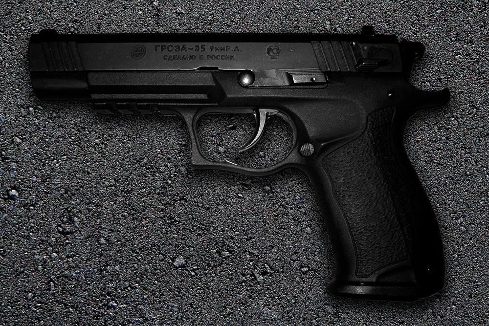 травматический пистолет гроза 051