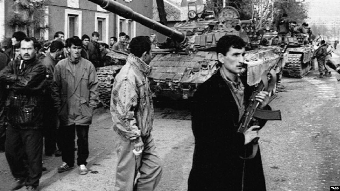 война в таджикистане 1992 1993
