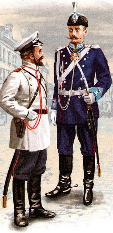 отдельный корпус жандармов