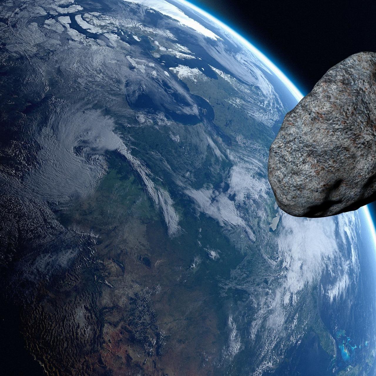 фото метеоритов упавших на землю