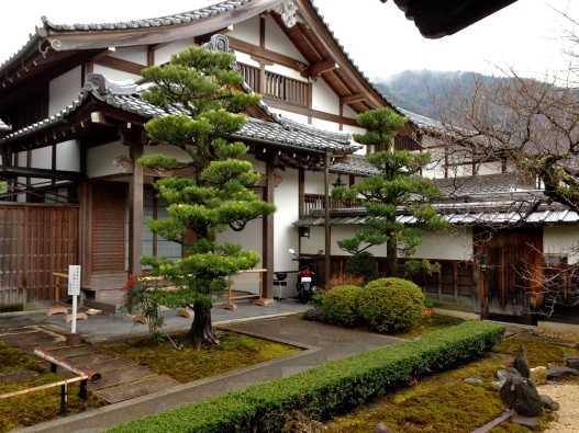 как называются японские дома
