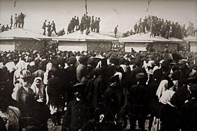 ходынская трагедия 1896