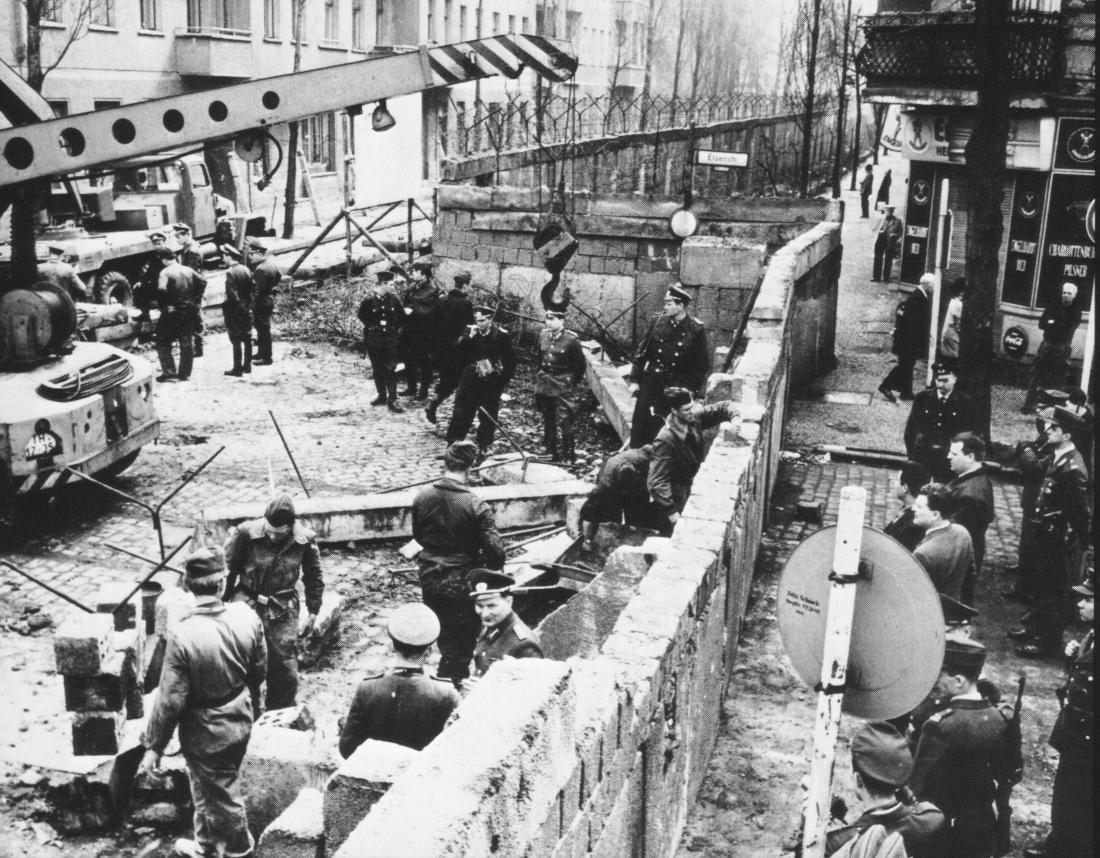 первый берлинский кризис