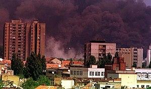 конфликт в косово между сербами и албанцами