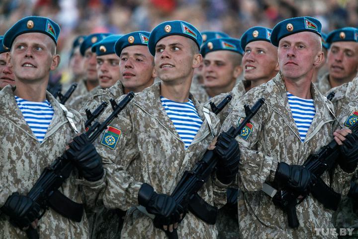 армия рб