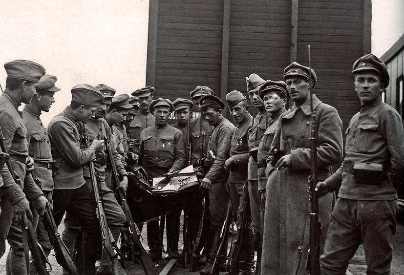 выступление чехословацкого корпуса дата