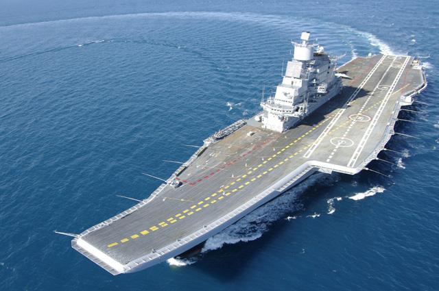 тяжелый авианесущий крейсер минск