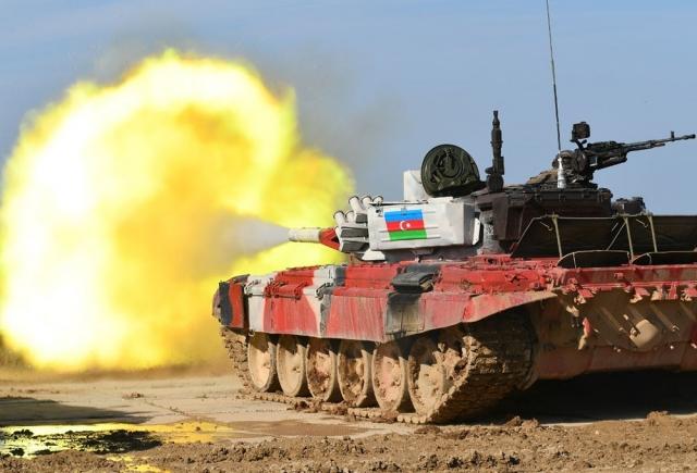 вооружение азербайджана и армении
