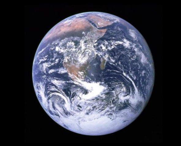 размер планеты земля