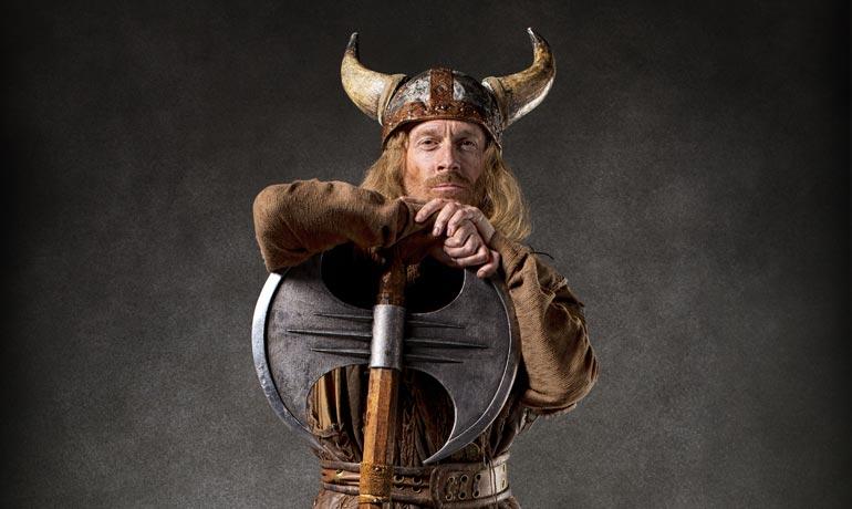 для чего викингам рогатый шлем