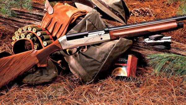 как правильно чистить ружье после охоты