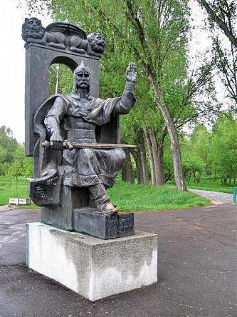 ярослав владимирович осмомысл