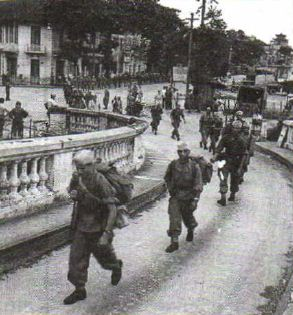 нападение на францию 1940
