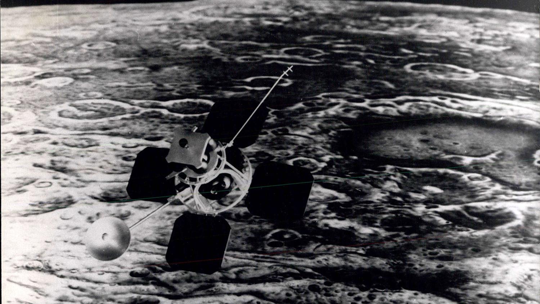 последняя высадка на луну