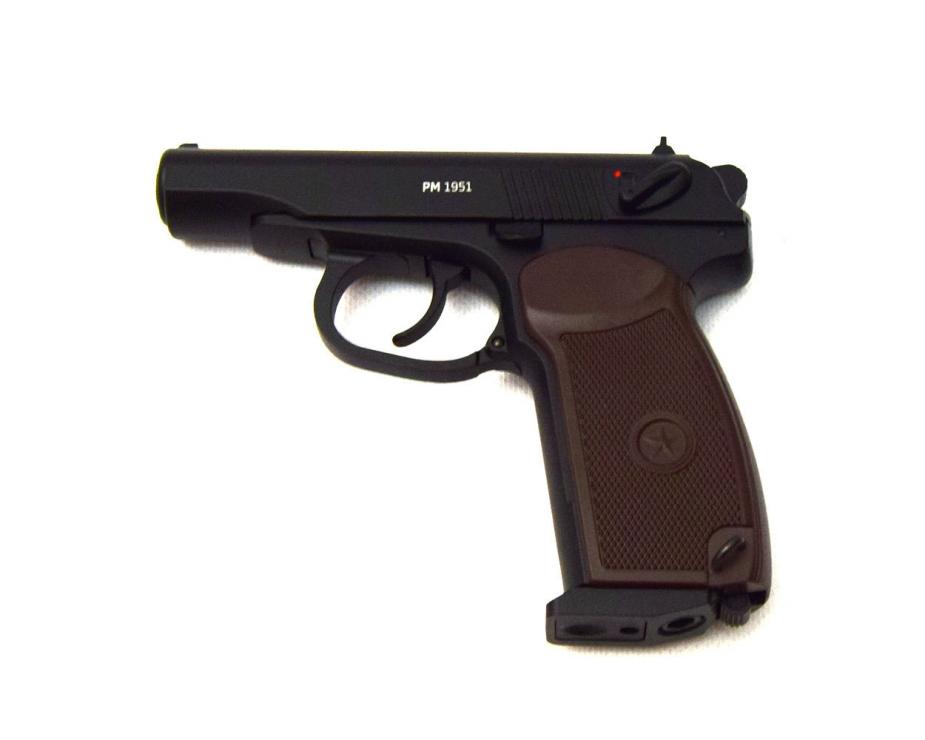 пистолет бам