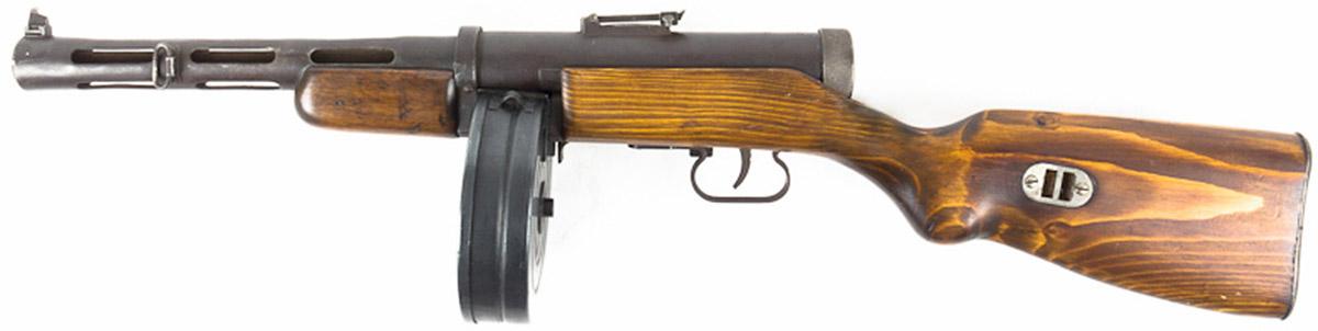 ппд оружие