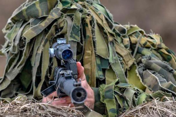 фильм про русскую снайпершу