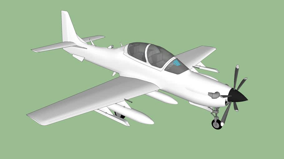 embraer emb 314 super tucano