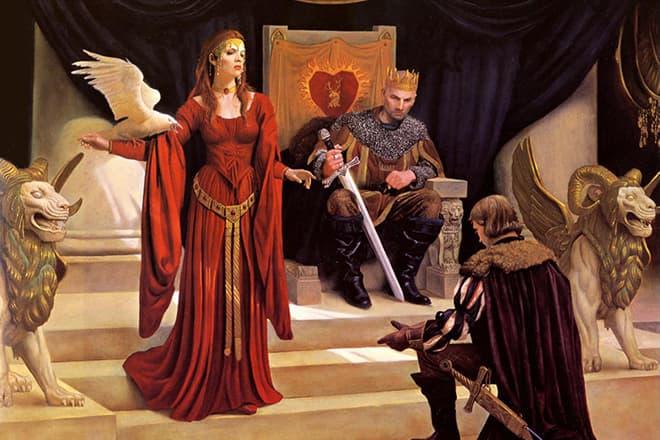 миф о короле артуре