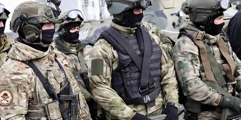 одежда спецназа