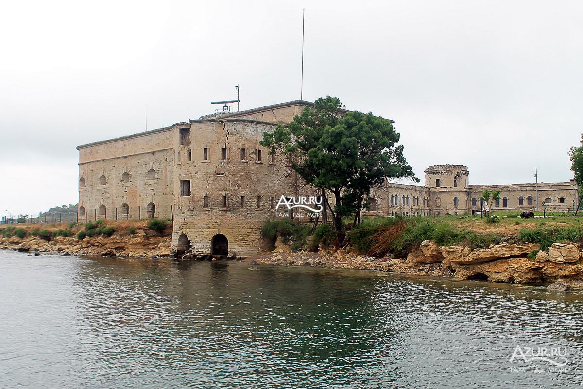военно морской музей михайловская батарея севастополь