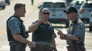 полиция штата