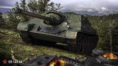 немецкий танк т4