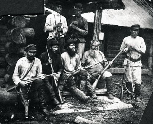тамбовское восстание крестьян