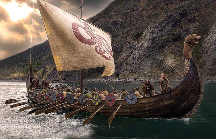 история про викингов