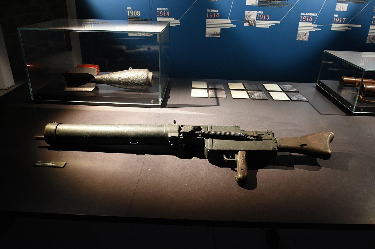 пулемет шпандау
