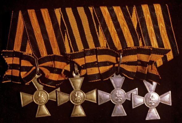 сколько кавалеров ордена славы