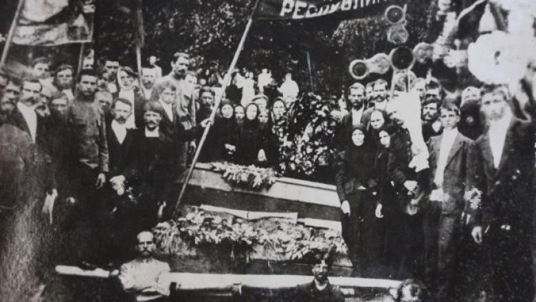 выступление левых эсеров против большевиков