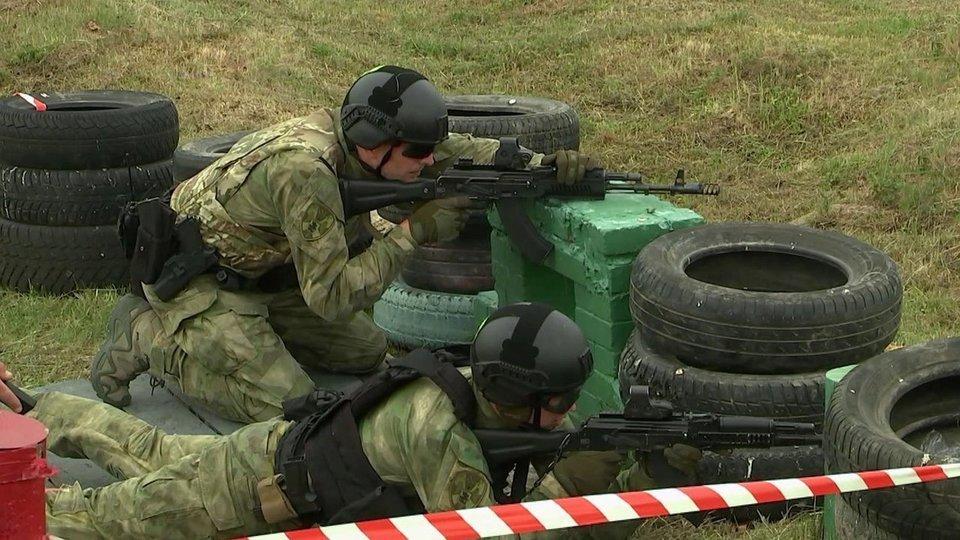 военный спецназ