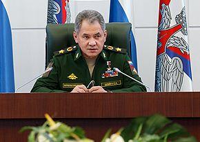 военный министр
