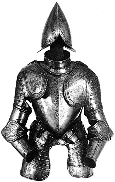 французский рыцарь 14 века картинки