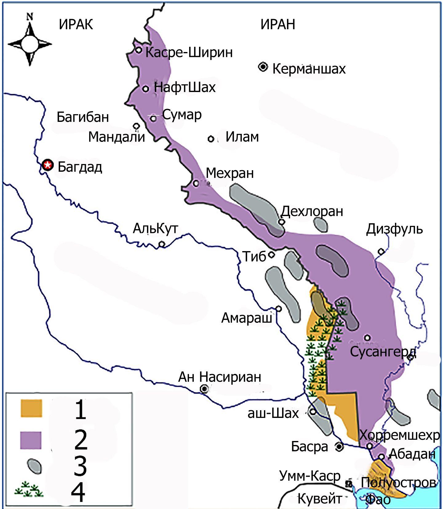 ирано иракская война 1980 1988