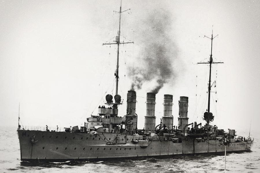 корабль эссен