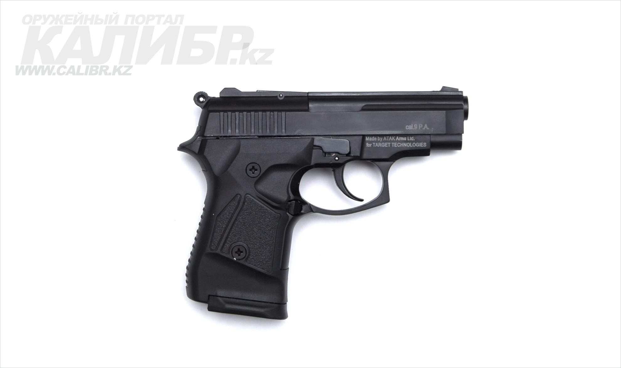 турецкий травматический пистолет