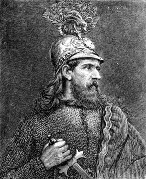 легенда про короля артура