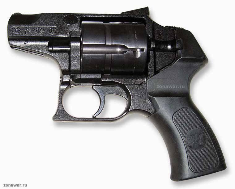 как работает револьвер