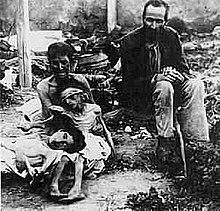 белое и красное движение в гражданской войне