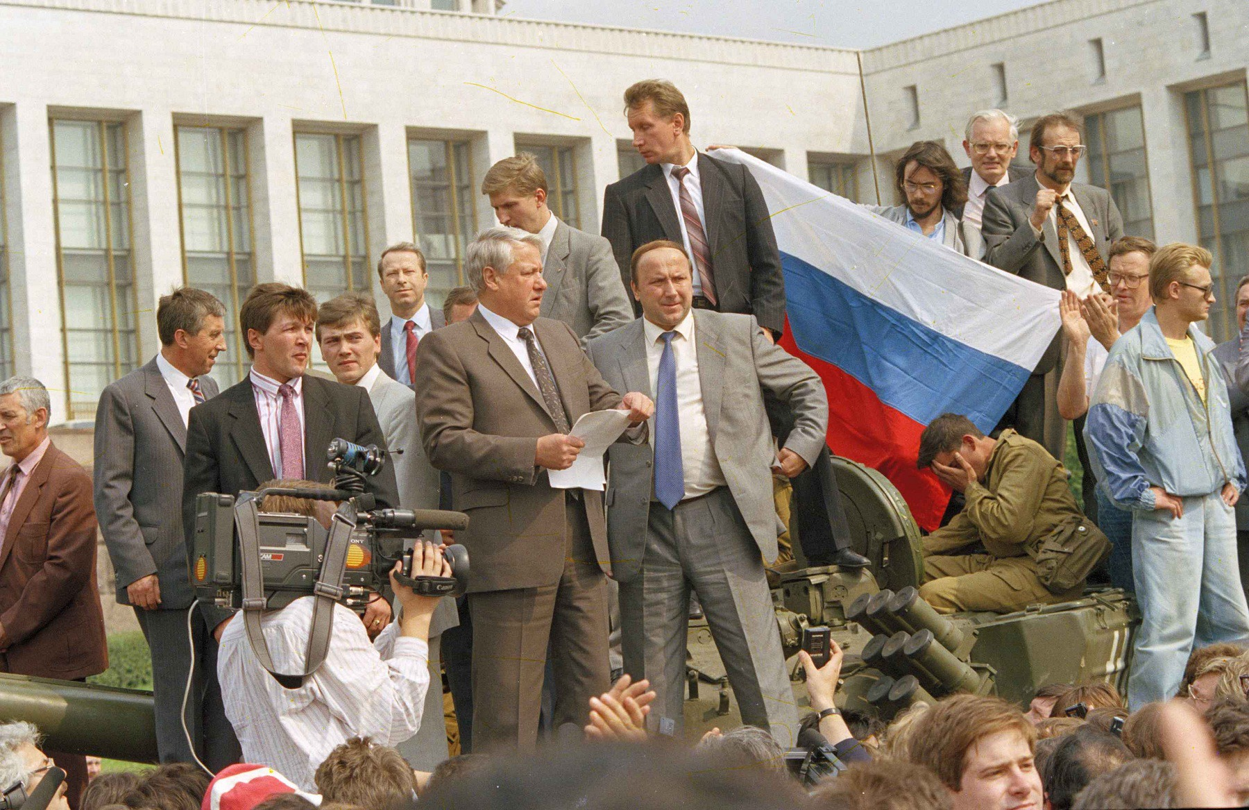 переворот 1991