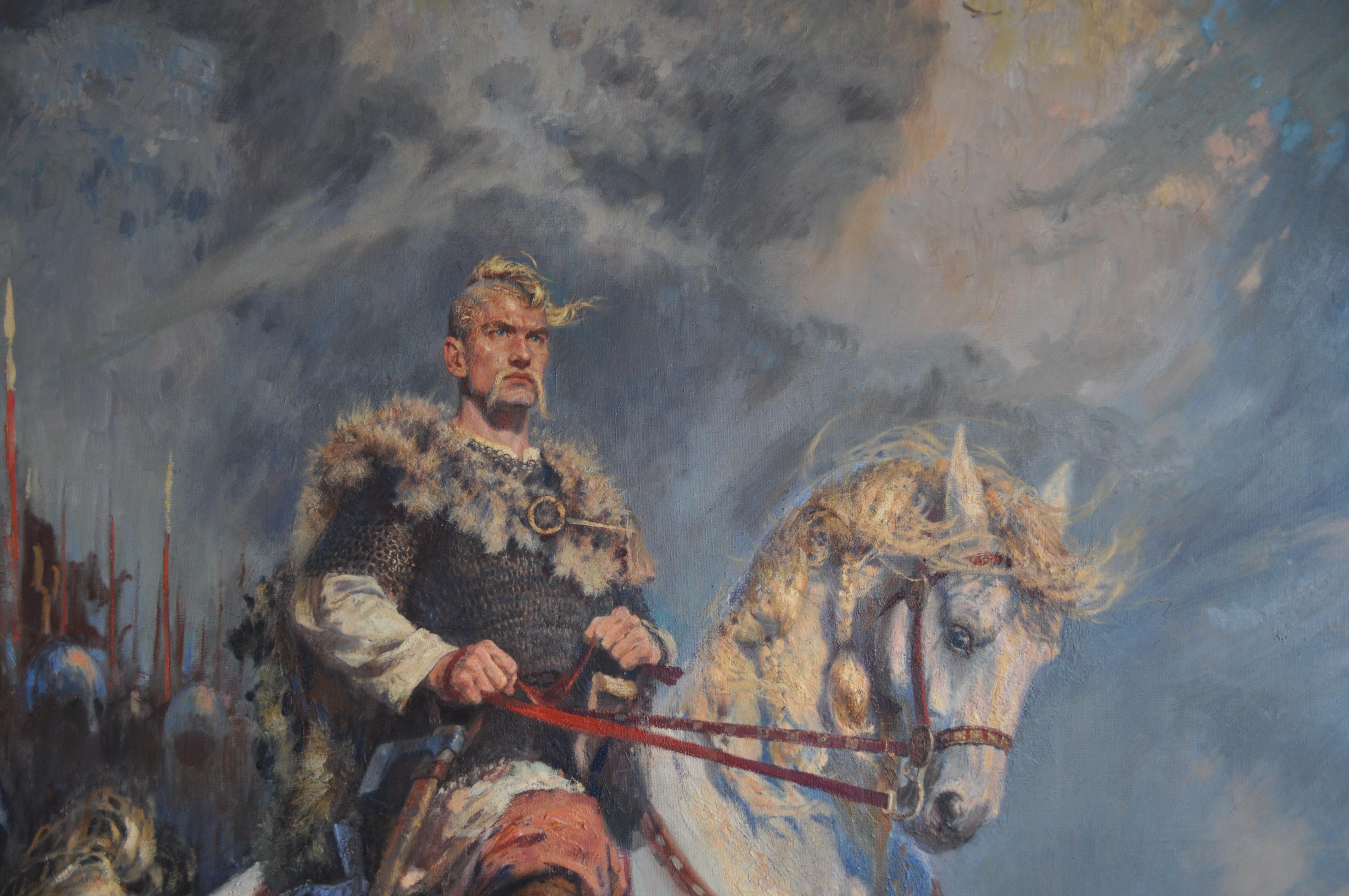 какого князя убили древляне
