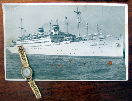 крушение теплохода адмирал нахимов